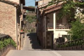 Can Pere Petit casa rural en Sant Pau De Seguries (Girona)
