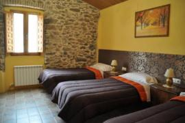 Can Pobric casa rural en Maçanet De La Selva (Girona)