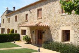 Can Poch casa rural en Pals (Girona)