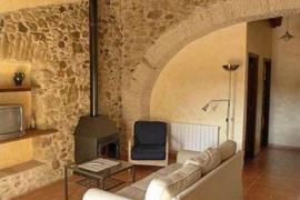 Can Puigmiquel casa rural en Cruilles (Girona)