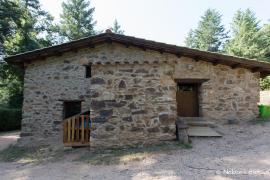 Can Serrallonga casa rural en Espinelves (Girona)
