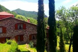 Can Torrent Vell casa rural en Rocabruna (Girona)