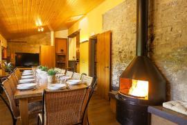 Can Varilla casa rural en Riudaura (Girona)