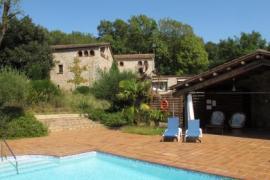 Can Vila casa rural en Sant Julia Del Llor I Bonmati (Girona)
