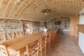 Can Vinyes casa rural en Aiguaviva (Girona)