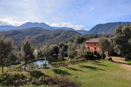 Can Xisquet casa rural en Viladrau (Girona)