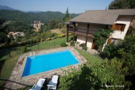 Casa de Les Oques casa rural en Espinelves (Girona)