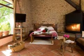 Casa Mas Rovira casa rural en Porqueres (Girona)