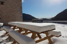 Casal de Mataplana casa rural en Gombren (Girona)