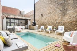 Cal Marenya  casa rural en La Tallada D' Emporda (Girona)