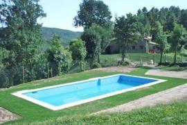 Domus de Maçanós casa rural en Les Llosses (Girona)