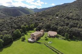 El Callís casa rural en La Vall De Bianya (Girona)