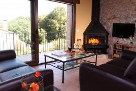 El Mirador Del Bosqueró casa rural en Les Planes D´ Hostoles (Girona)