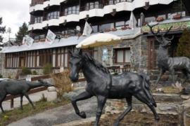 Hotel Amoretes casa rural en La Molina (Girona)