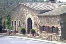Hotel Restaurant Galena Mas Comangau casa rural en Begur (Girona)