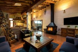 L´Antiga Panadería casa rural en Rabos (Girona)