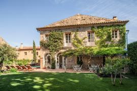 L´Hort de Sant Cebriá casa rural en Torroella De Fluvia (Girona)
