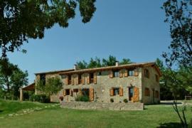 La Canova casa rural en Sant Miquel De Campmajor (Girona)