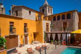 Les Cases de Cal Pastor casa rural en Esponella (Girona)
