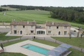 Les Planeses casa rural en Vilavenut (Girona)