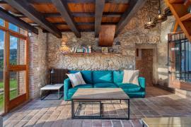 Mas dels Arcs casa rural en Calonge (Girona)