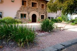 Mas Duc casa rural en Brunyola (Girona)