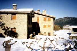 Mas El Carrer casa rural en Santa Pau (Girona)