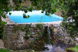 Mas Els Terrats casa rural en Susqueda (Girona)