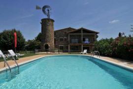 Mas Fortià casa rural en Bescano (Girona)