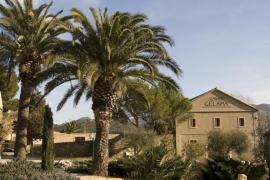 Mas Gelamà casa rural en Vilajuïga (Girona)