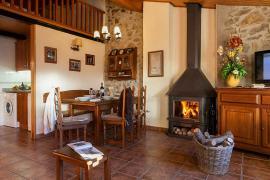 Mas la Batllia casa rural en Sant Joan De Los Abadesses (Girona)