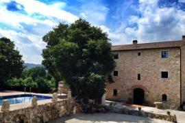 Mas Pelegri casa rural en Banyoles (Girona)