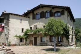Mas Peracaula Ii casa rural en Sant Joan Les Fonts (Girona)