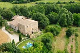 Mas Riera casa rural en Maia De Montcal (Girona)