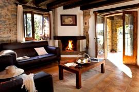 Mas Vermell casa rural en Fontanilles (Girona)