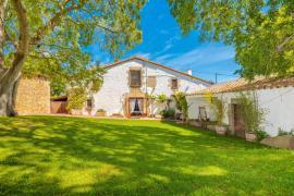 Mas Xifro casa rural en Calonge (Girona)