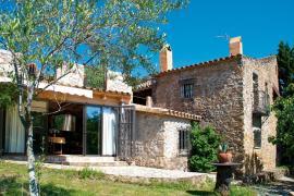 Masia Can Bosch casa rural en Cistella (Girona)