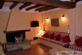 Masia Dels Plans casa rural en Vidra (Girona)