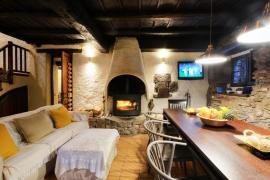 Masías de Rocabruna casa rural en Rocabruna (Girona)