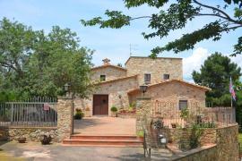 Molí d'en Tarrés casa rural en Santa Cristina D' Aro (Girona)