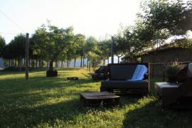Turisme Rural Mas Pineda casa rural en Montagut I Oix (Girona)