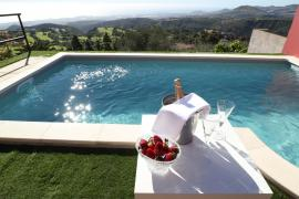 Hotel Bandama Golf casa rural en Santa Brigida (Gran Canaria)