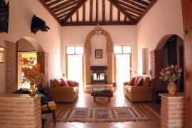 Finca Lechin casa rural en Restabal (Granada)