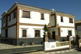 Casa Laheza casa rural en Dilar (Granada)
