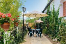 Barranco de La Salud casa rural en Laroles (Granada)