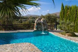 Casa Benisiete casa rural en Orgiva (Granada)