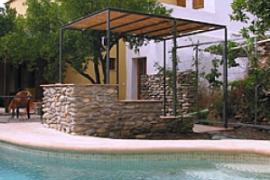 Casa Larga casa rural en El Valle (Granada)