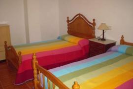 Casa Rosa casa rural en Trevelez (Granada)