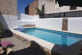Casa Adriana casa rural en Lecrin (Granada)