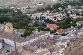 Casas - Cueva De Galera casa rural en Galera (Granada)